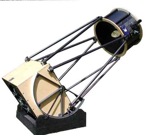 30 INCH f/3 3 DOBSONIAN TELESCOPE